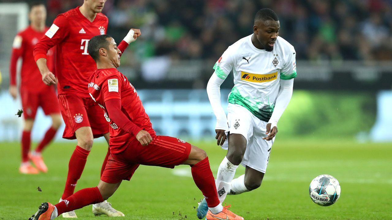 Marcus Thuram (Borussia Mönchengladbach) - Bildquelle: Getty Images