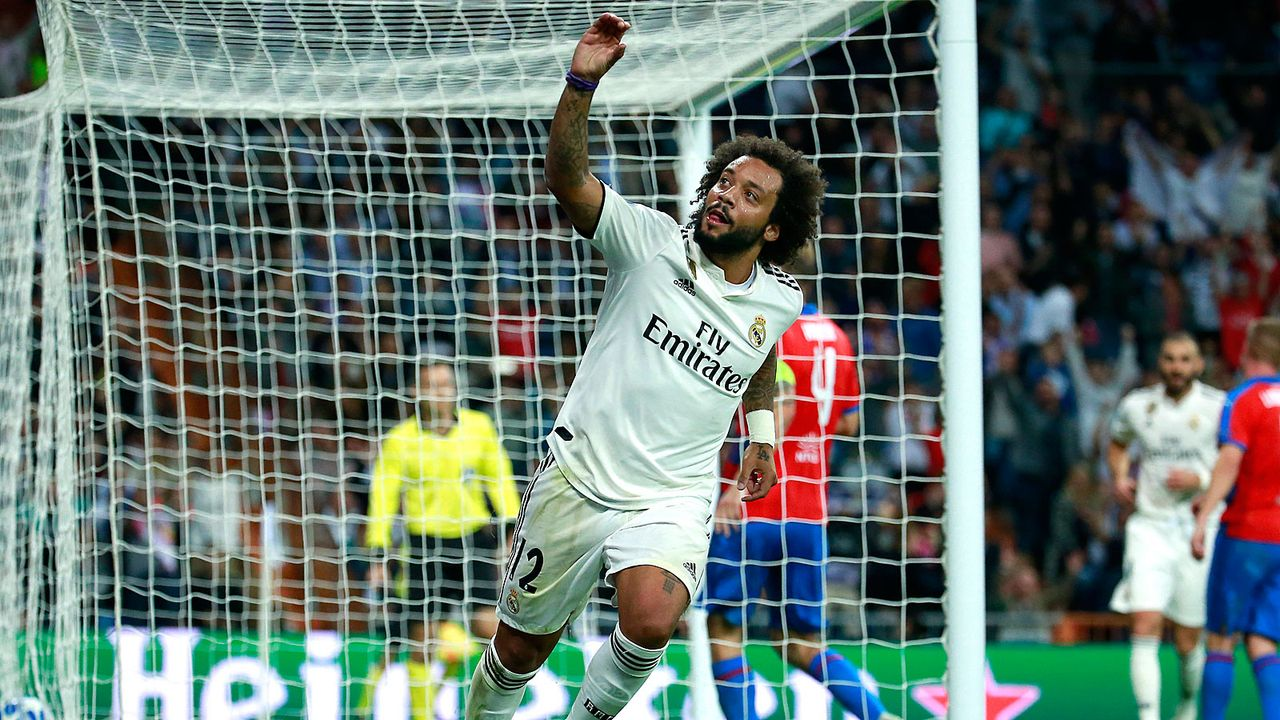 Linker Außenverteidiger: Marcelo - Bildquelle: 2018 Getty Images