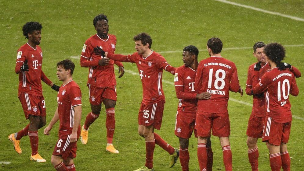 Bayern starten am 8. Februar in die Klub-WM - Bildquelle: AFPSIDLUKAS BARTH-TUTTAS