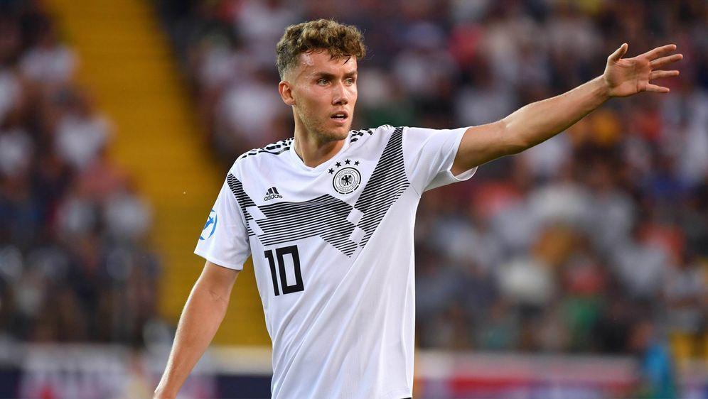 Luca Waldschmidt wurde Torschützenkönig der U21-EM - Bildquelle: imago