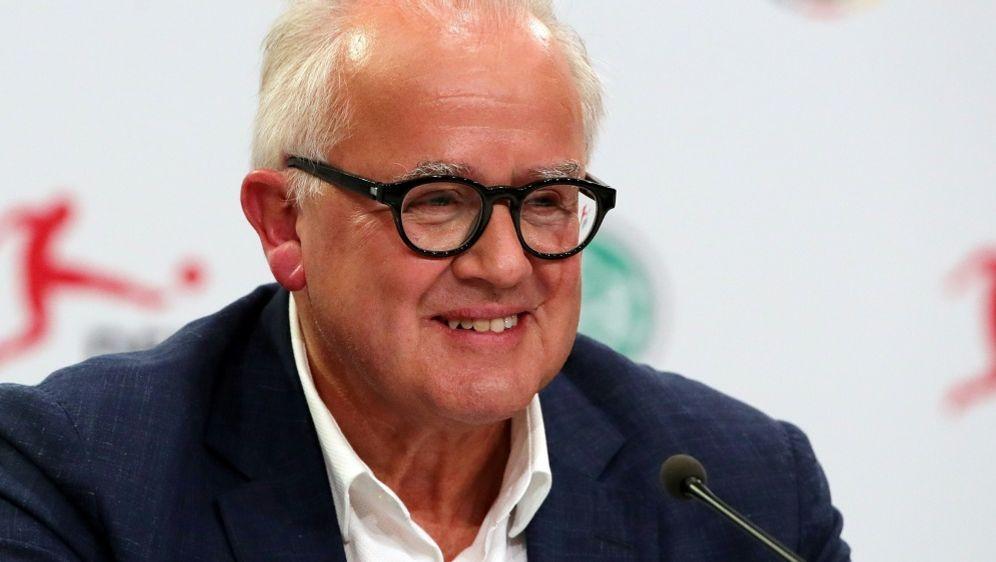 Fritz Keller ist neuer DFB-Präsident - Bildquelle: PIXATHLONPIXATHLONSID