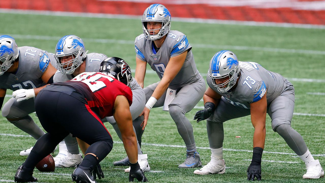 Detroit Lions - Bildquelle: 2020 Getty Images