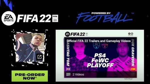 eSports – Die Neuerungen in FIFA 22: Vereins-Editor kehrt nach 15 Jahren zurück