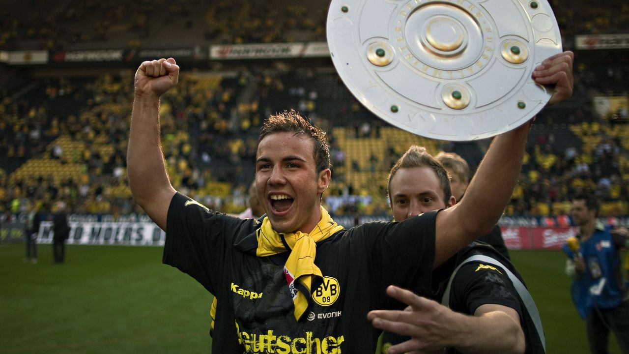 Mario Götze - Bildquelle: imago sportfotodienst