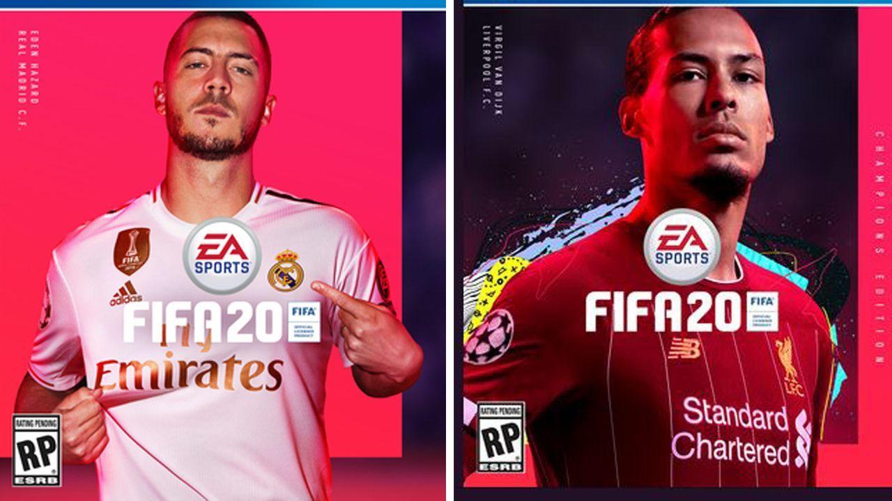 FIFA 20  - Bildquelle: instagram.com/ EA Sports