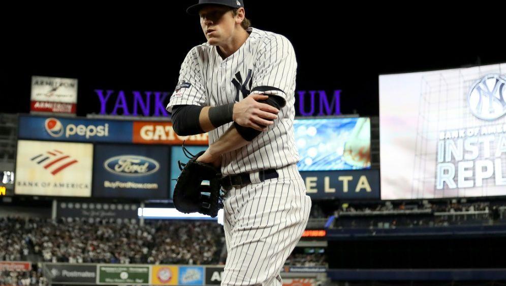 Die Yankees um LeMahieu gewinnen Spiel fünf - Bildquelle: GETTY AFPSIDELSA