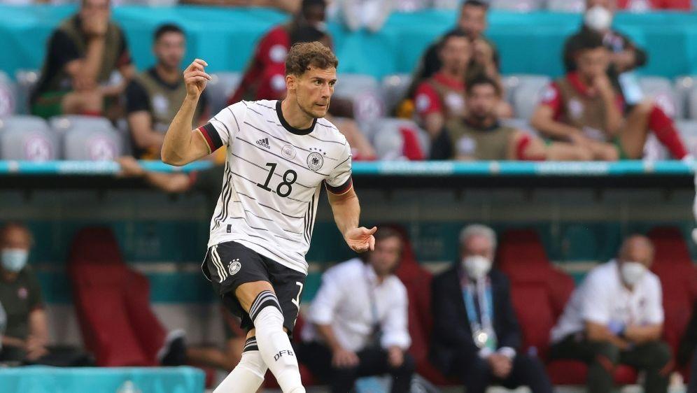 Leon Goretzka dürfte für Müller in die Startelf rücken - Bildquelle: FIROFIROSID