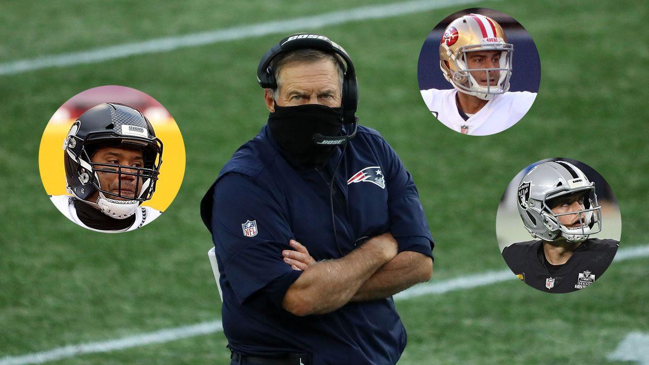 Quarterback in New England gesucht - Bildquelle: Getty