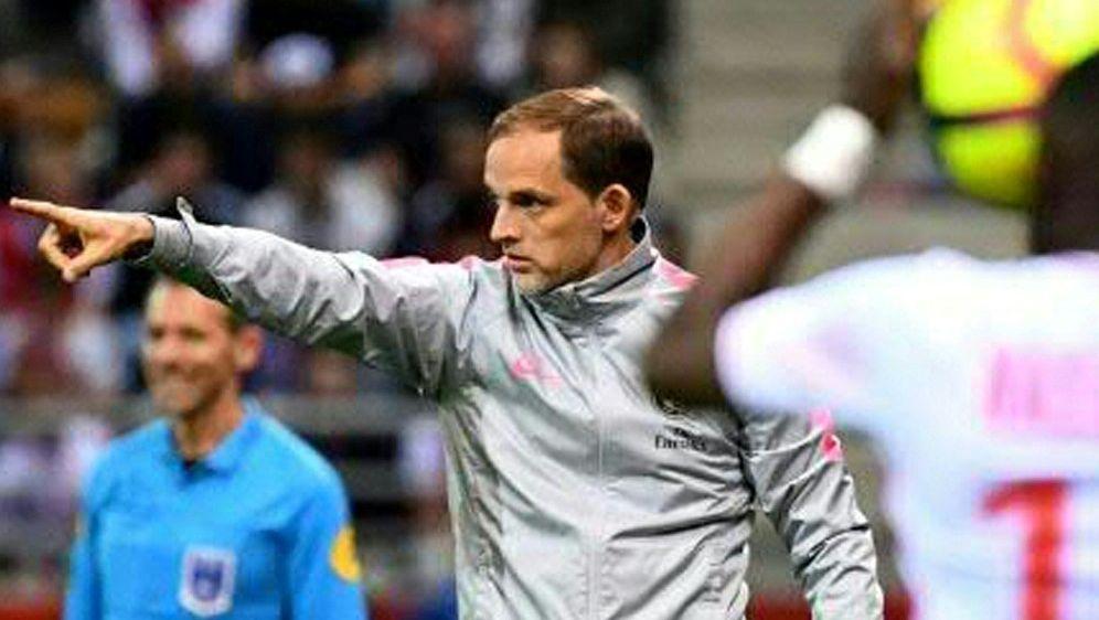 Pleite am letzten Spieltag für PSG und Thomas Tuchel - Bildquelle: AFPSIDFRANCK FIFE
