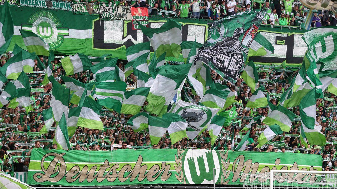 Platz 7 - VfL Wolfsburg - Bildquelle: imago images / regios24
