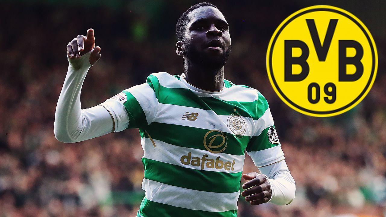 Odsonne Edouard (Celtic Glasgow) - Bildquelle: 2018 Getty Images