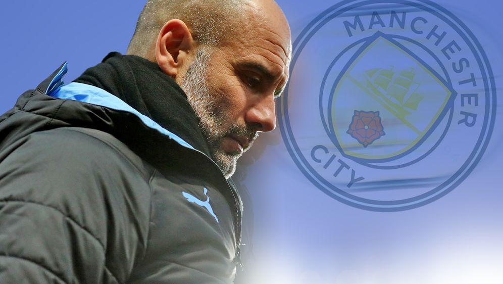 Es könnten schwere Zeiten für Manchester City werden - Bildquelle: getty