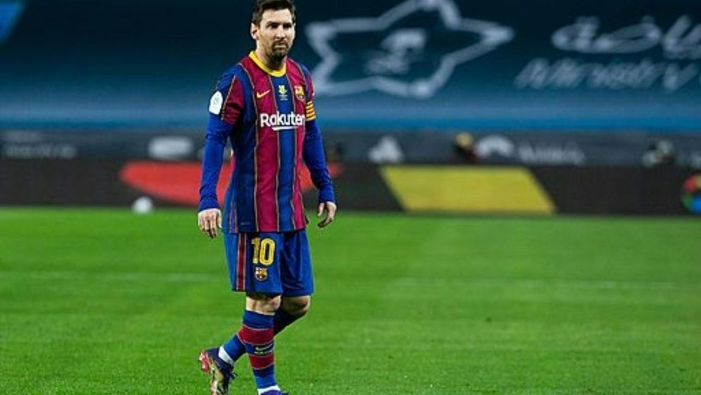 Lionel Messi bleibt gegen Elche gesperrt - Bildquelle: FIROFIROSID