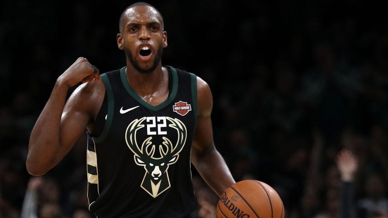 Khris Middleton (Milwaukee Bucks)  - Bildquelle: 2018 Getty Images