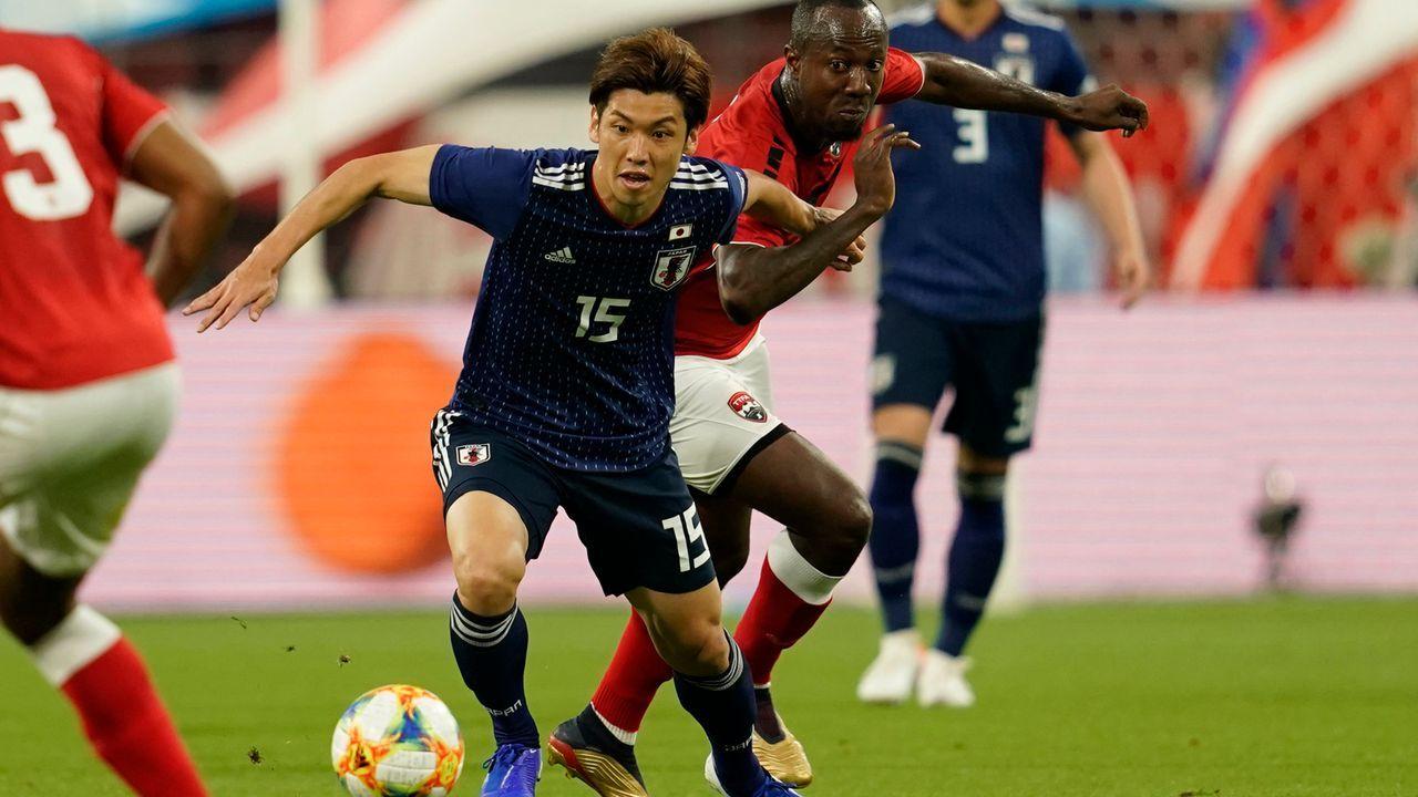 Yuya Osako (SV Werder Bremen und Japan) - Bildquelle: 2019 Getty Images