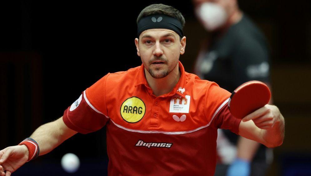 Timo Boll steht im Finale der Tischtennis-Bundesliga - Bildquelle: FIROFIROSID
