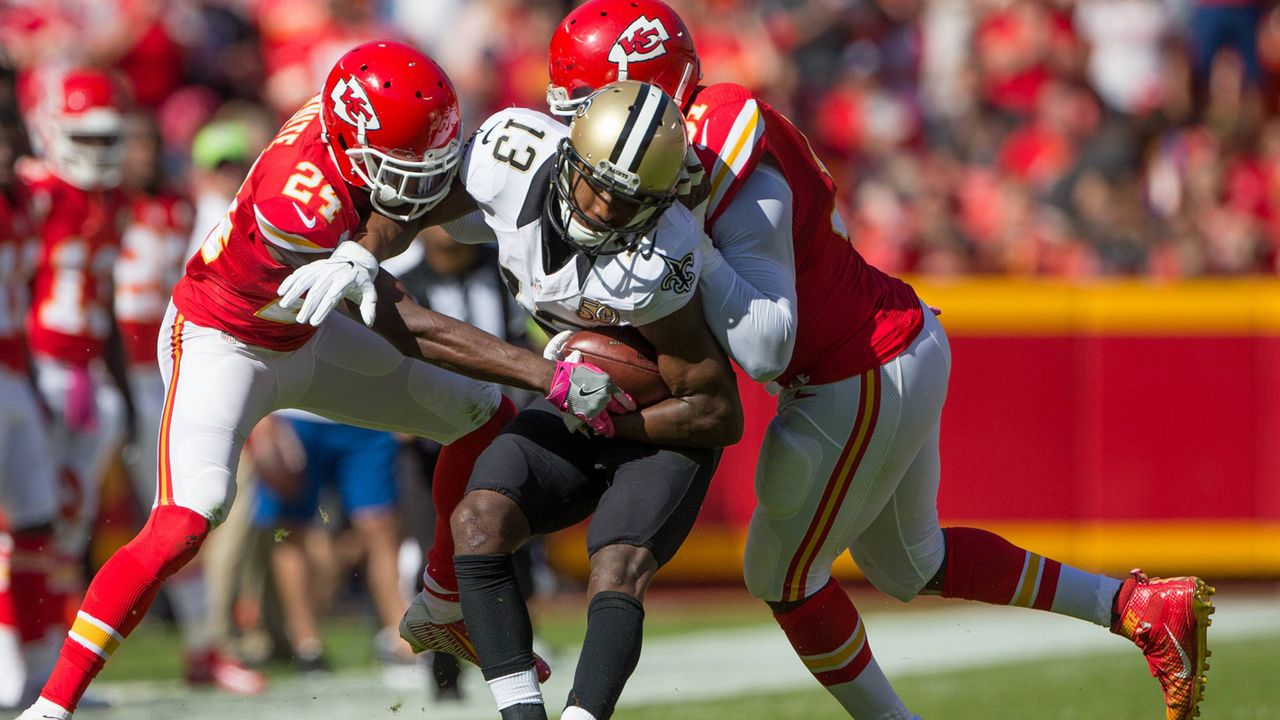 Kansas City Chiefs vs. New Orleans Saints - Bildquelle: imago