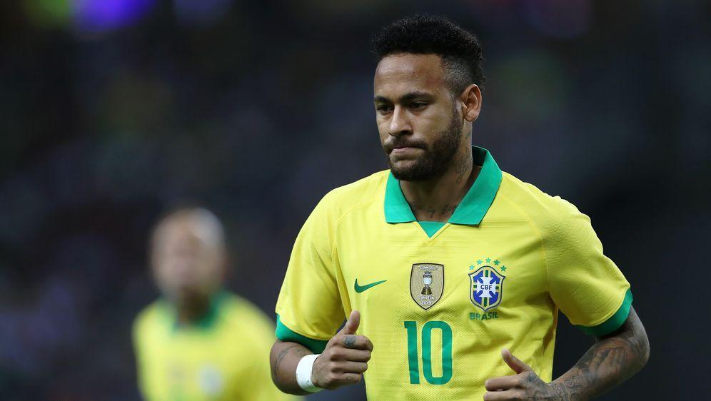 Thomas Tuchel muss vier Wochen ohne Superstar Neymar auskommen - Bildquelle: getty images