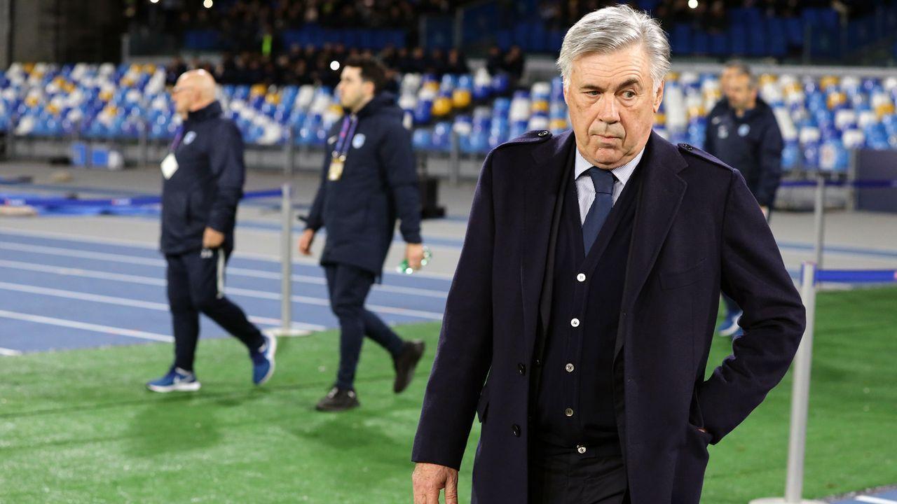 Carlo Ancelotti (vereinslos) - Bildquelle: 2019 Getty Images