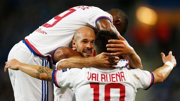 Olympique Lyon - Bildquelle: 2015 Getty Images