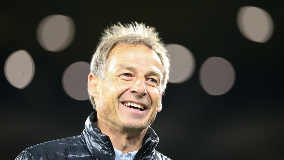 Jürgen Klinsmann begrüßt Entscheidungen beim VfB - Bildquelle: imago