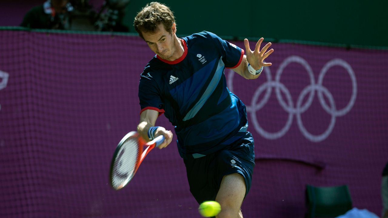 Olympia 2012: Andy Murray - Bildquelle: imago images/PCN Photography