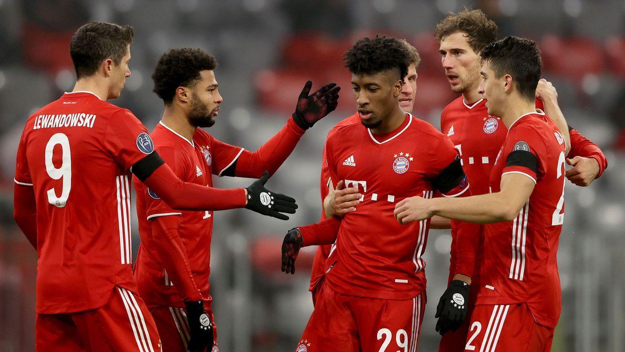 Platz 1: FC Bayern München - Bildquelle: Getty Images