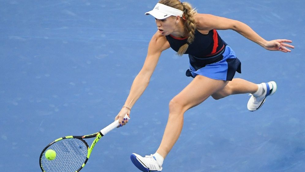 Caroline Wozniacki gewann das WTA-Turnier in Peking - Bildquelle: AFPSIDGREG BAKER