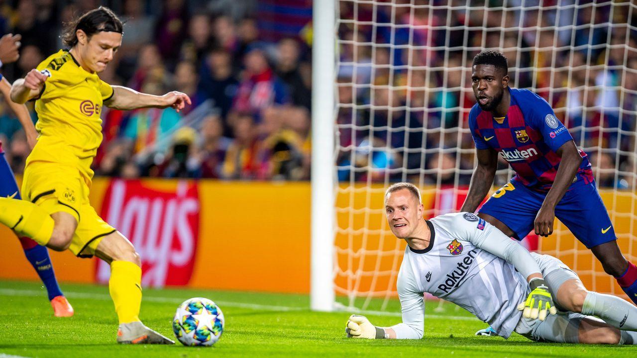 Marc-Andre ter Stegen (FC Barcelona) - Bildquelle: imago