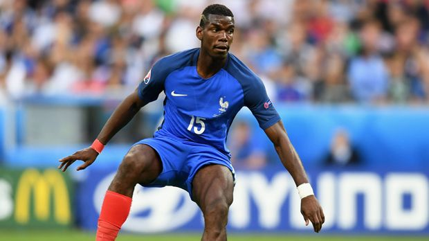 Paul Pogba (Frankreich) - Bildquelle: Getty Images