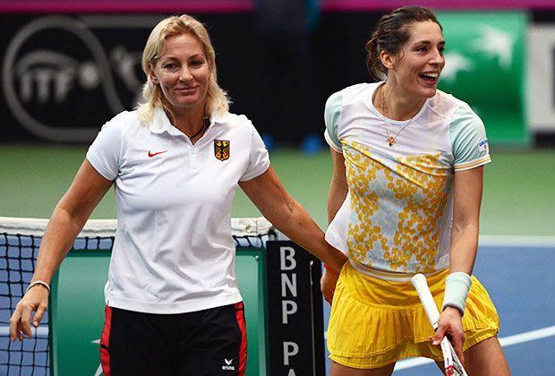 Fed Cup: 1. Runde (gegen Slowakei) - Bildquelle: imago/Moana Bauer