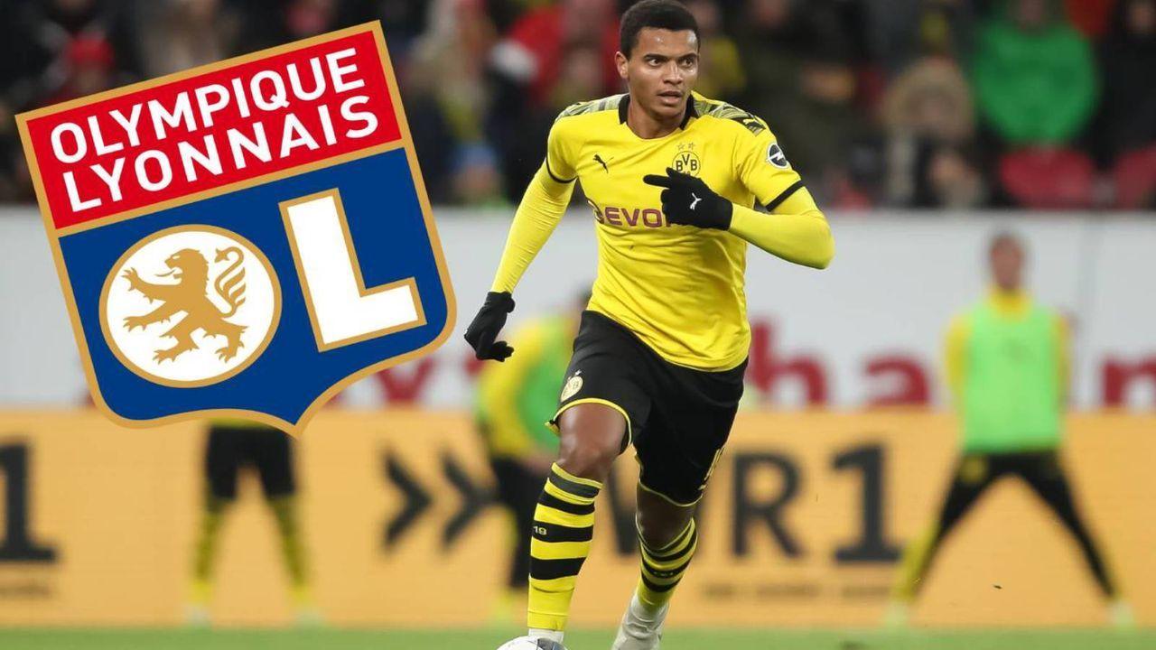 Manuel Akanji (Borussia Dortmund)  - Bildquelle: Getty