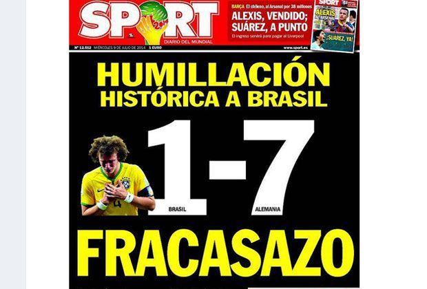 Diario Sport (Spanien) - Bildquelle: Diario Sport (Spanien)