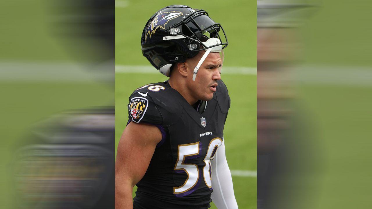 T.J. Fort (Baltimore Ravens)  - Bildquelle: 2020 Getty Images