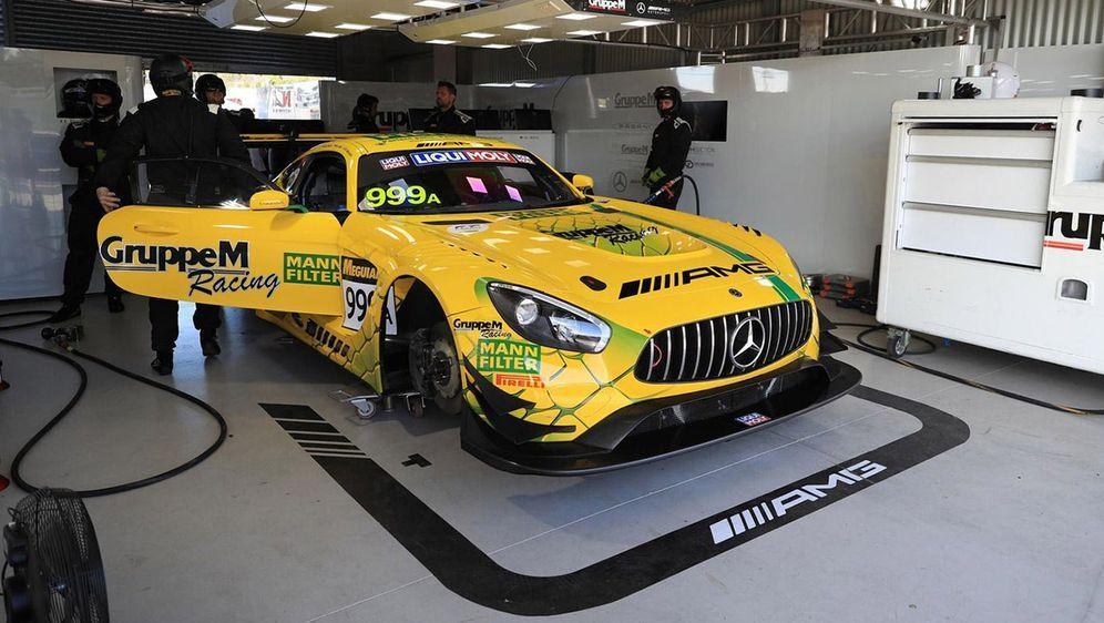GruppeM Racing - Bildquelle: Bathurst 12H
