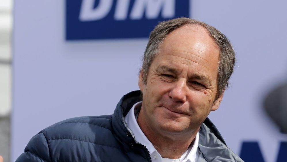 DTM-Boss Gerhard Berger wünscht sich Rennen in Monaco - Bildquelle: PIXATHLONPIXATHLONSID