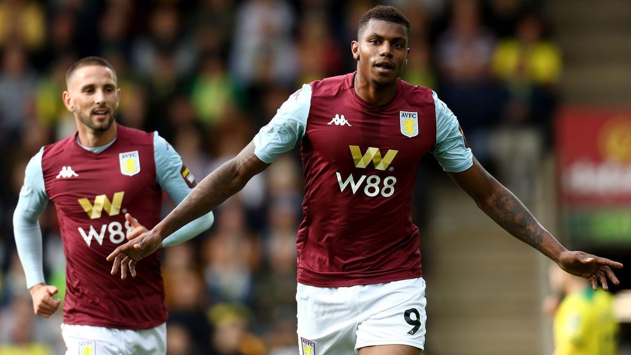 Platz 2 - Aston Villa - Bildquelle: imago images/Action Plus