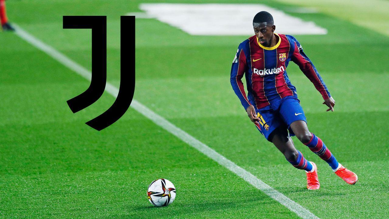 Ousmane Dembele (FC Barcelona) - Bildquelle: Imago Images
