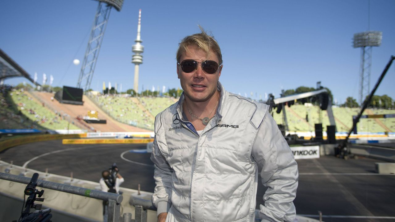 Mika Häkkinen (161 Formel-1-Rennen) - Bildquelle: imago sportfotodienst