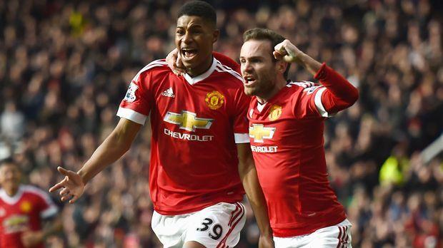 Manchester United - Bildquelle: 2016 Getty Images