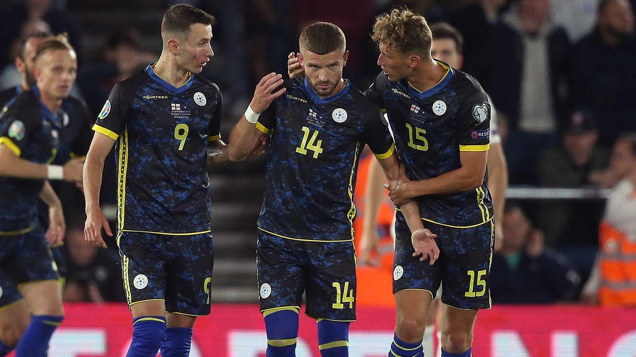 Kosovo (Platz 3 in Gruppe A mit acht Punkten) - Bildquelle: imago images / Focus Images