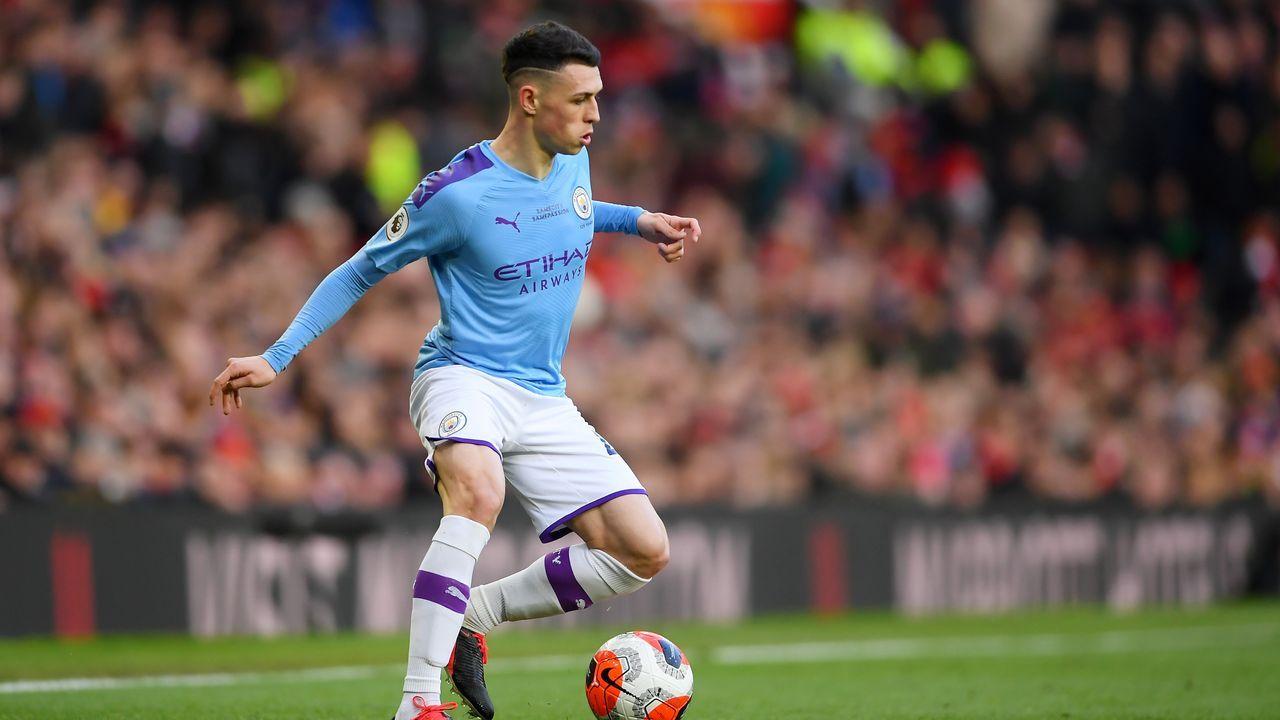 Phil Foden (Manchester City) - Bildquelle: Getty Images