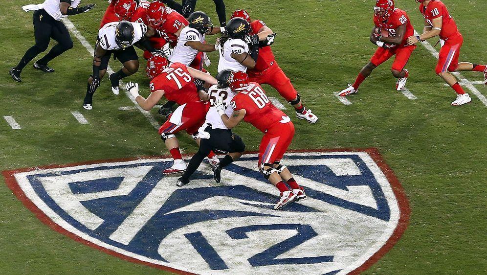 Die Pac 12 gehört zu den besten fünf Konferenzen im College Football - Bildquelle: 2012 Getty Images