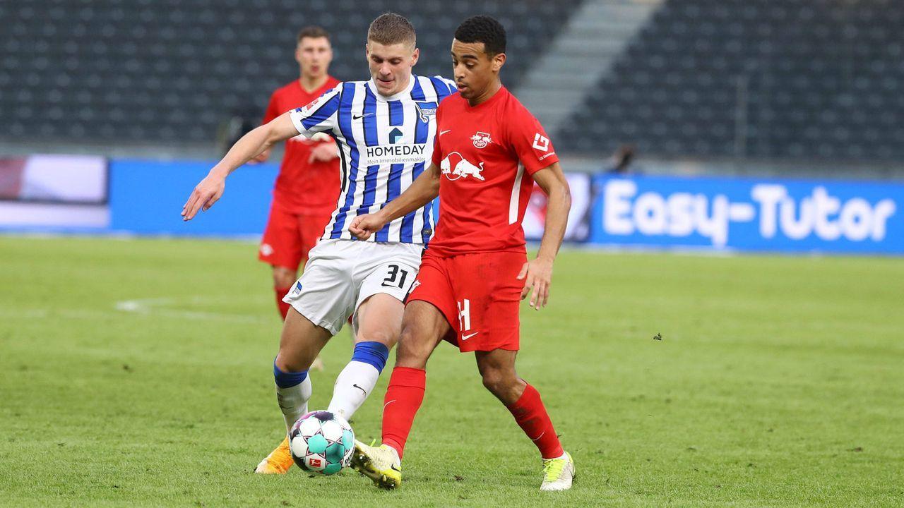 Marton Dardai (Hertha BSC) - Bildquelle: Imago Images