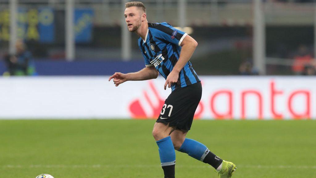 Milan Skriniar (Inter Mailand) - Bildquelle: Getty