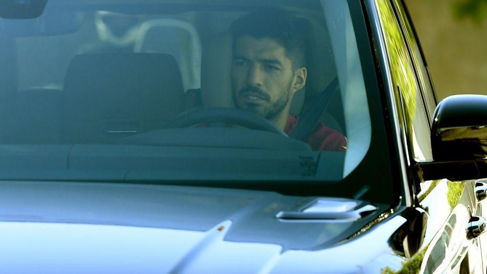 Luis Suarez soll bei seinem Sprachtest betrogen haben - Bildquelle: AFPSIDLLUIS GENE