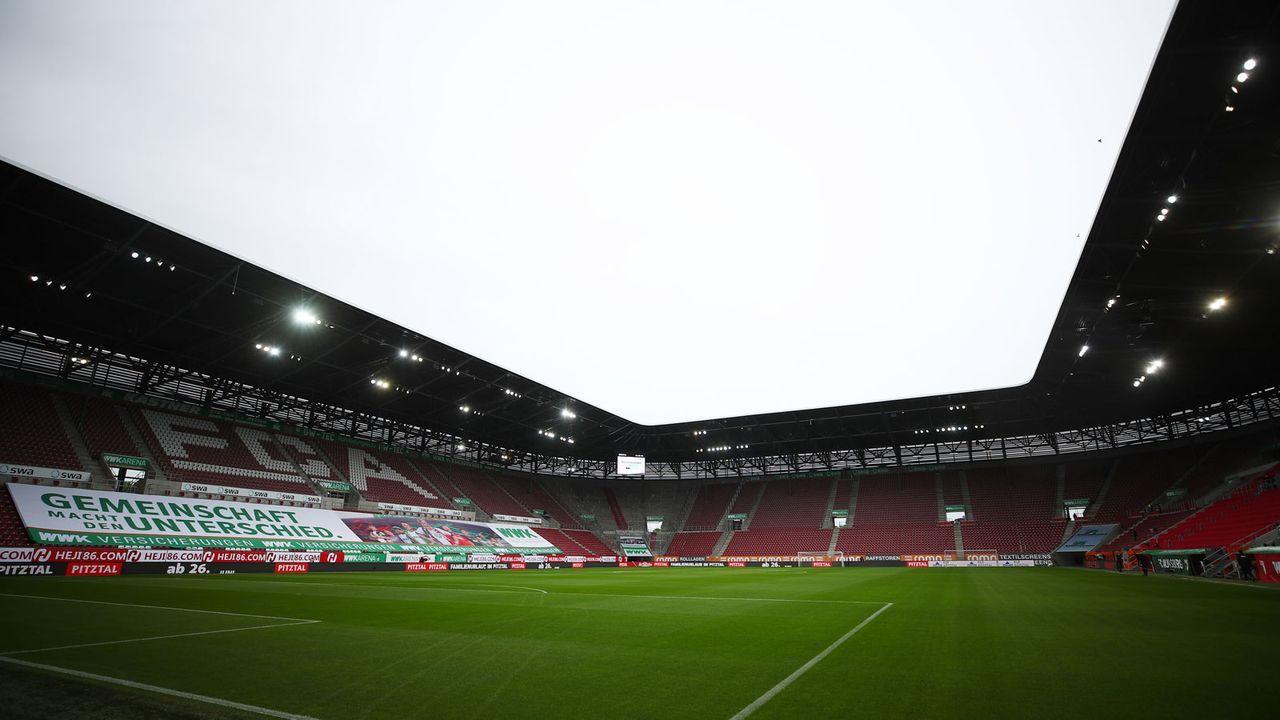 FC Augsburg - Bildquelle: 2020 Getty Images
