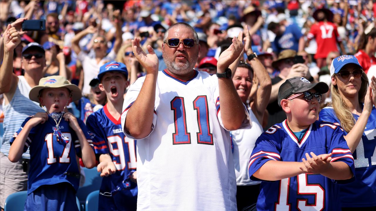 Platz 30: Buffalo Bills - Bildquelle: Getty Images