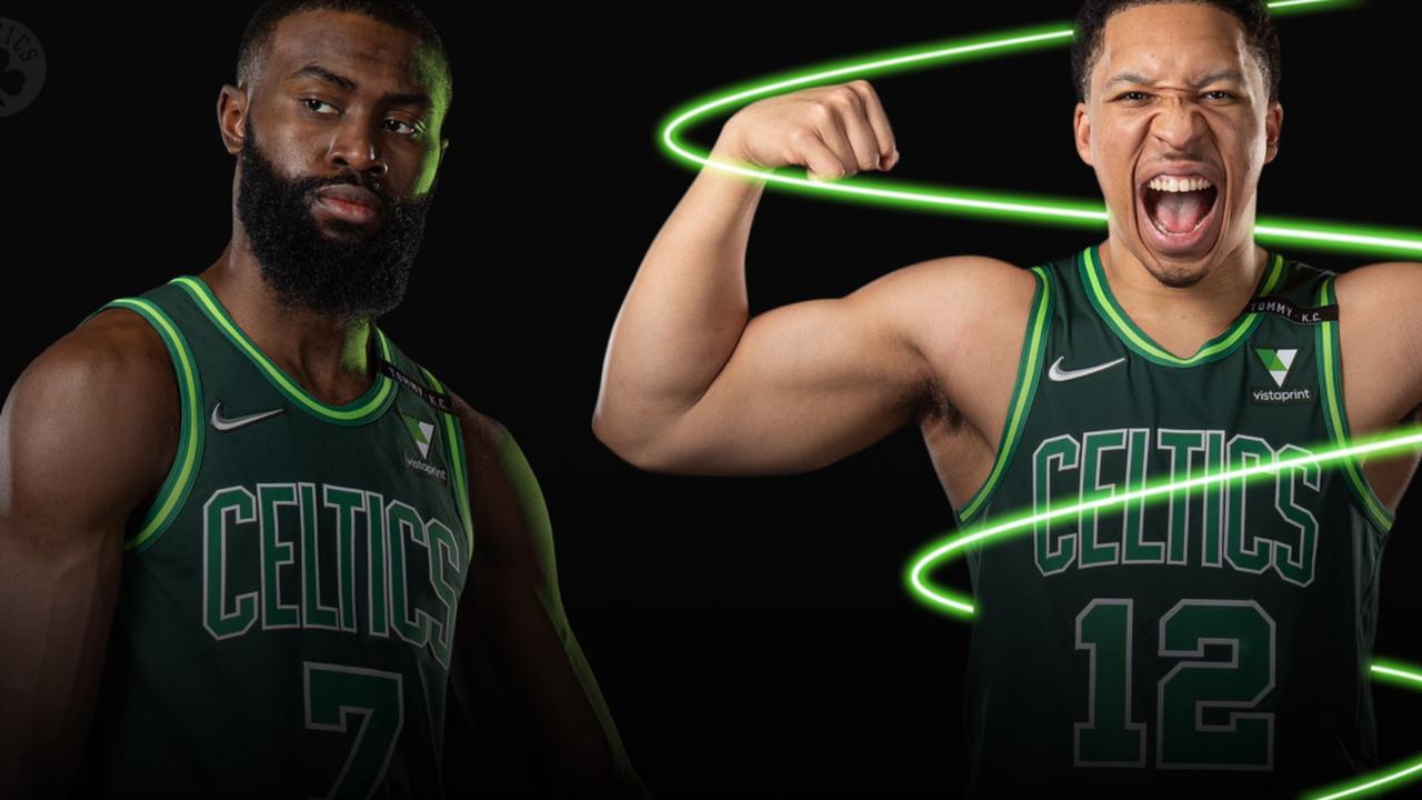 Boston Celtics - Bildquelle: Twitter: Boston Celtics