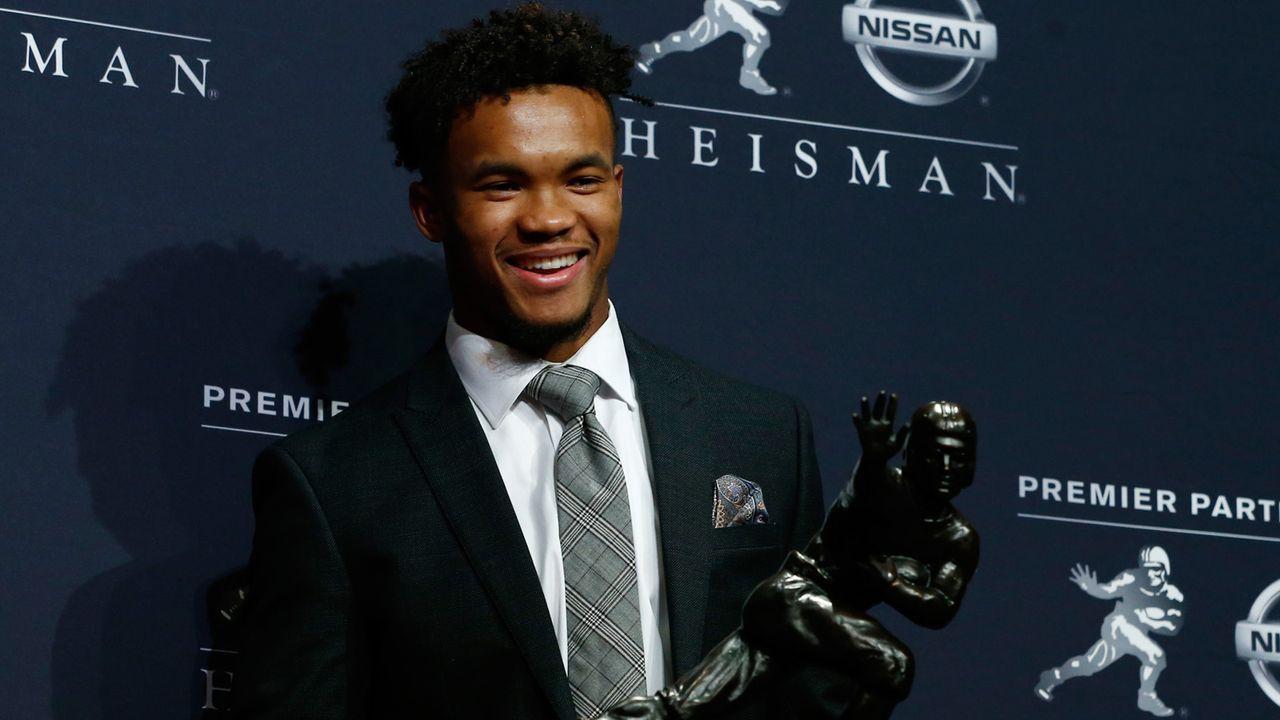 Kyler Murray - Bester College-Athlet - Bildquelle: 2018 Getty Images